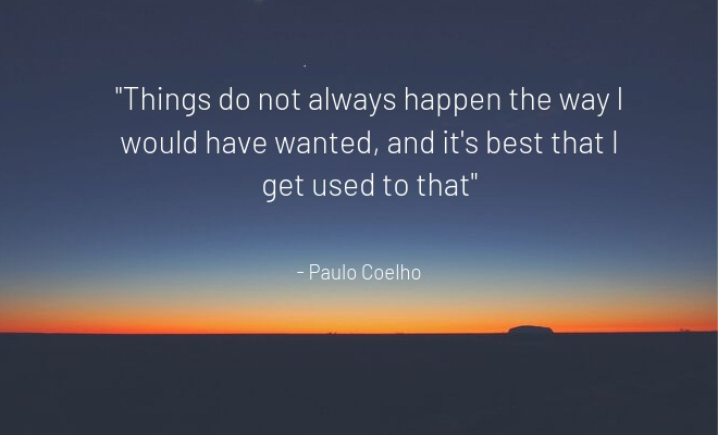 Monday Motivation: 14 Paulo Coelho quotes on love and life to pep you up -  Top Lead India