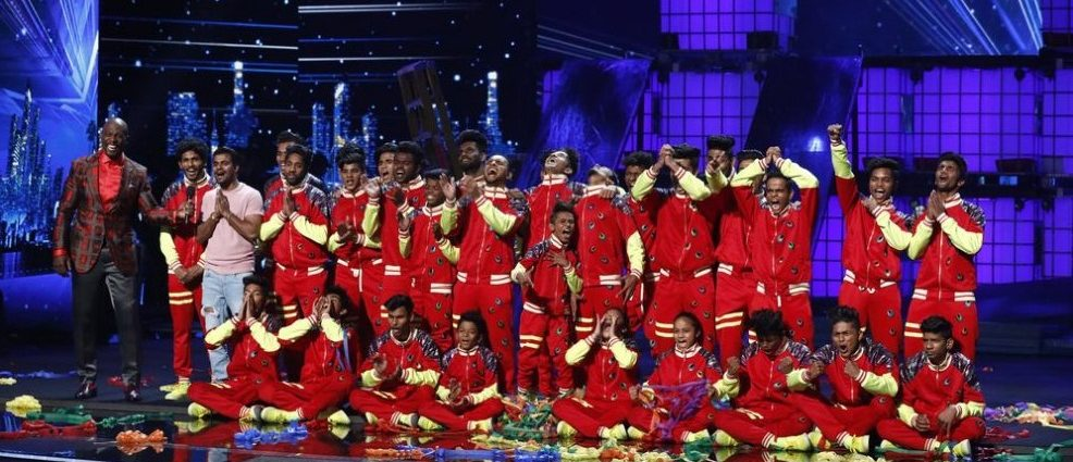America S Got Talent India S V Unbeatable Loses The Finale Battle